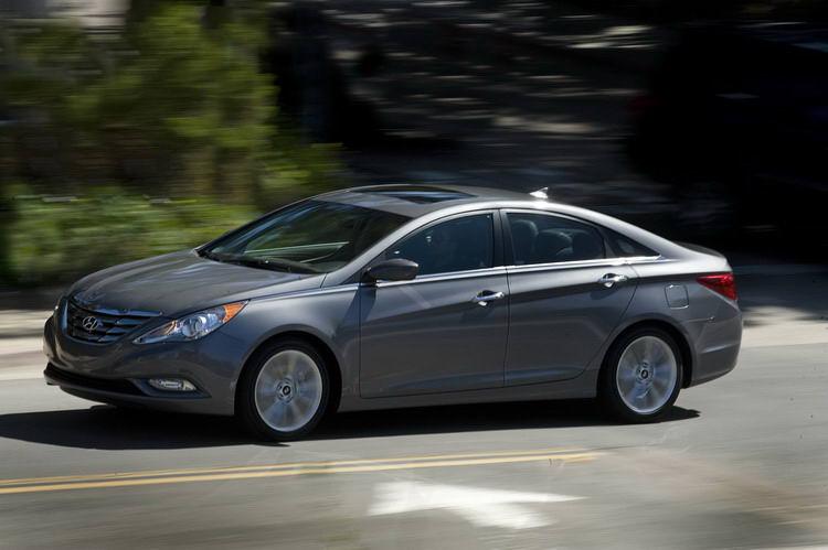 Прокат Hyundai Sonata