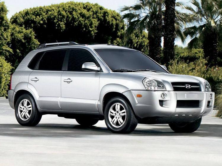 Прокат Hyundai Tucson