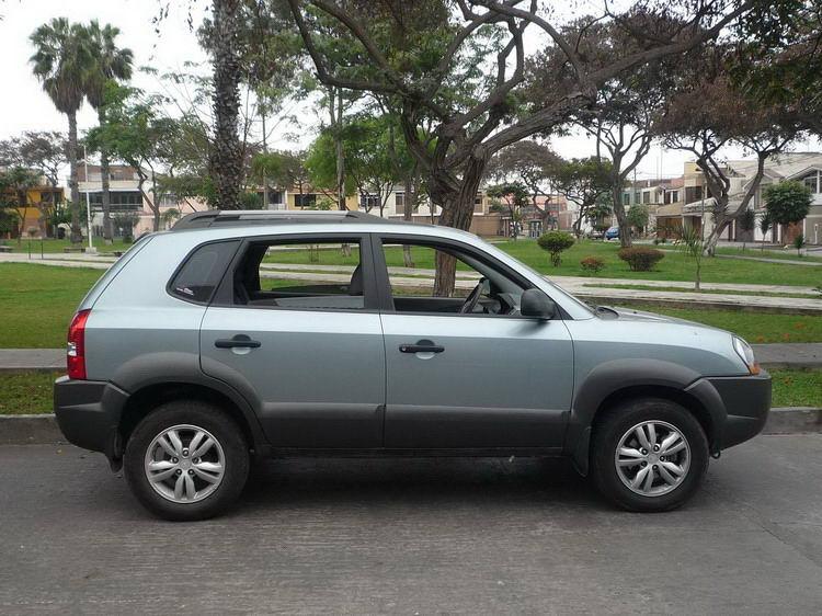 Hyundai Tucson фото 5