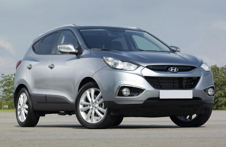 Hyundai IX35 фото 2