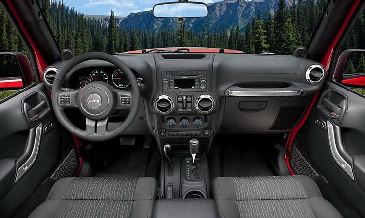 Аренда Jeep Wrangler