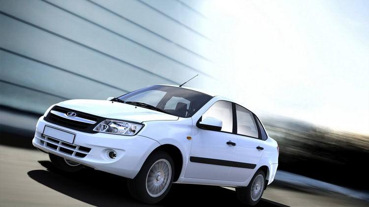 Аренда авто Lada Granta 1 прокат авто в Крыму