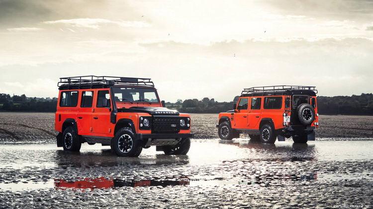 Аренда Land Rover Defender 110