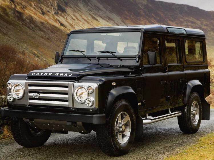 Прокат внедорожника Land Rover в Симферополе