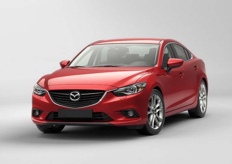 Прокат Mazda 6