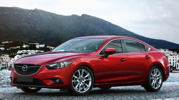 Арендовать Mazda 6 фото 3