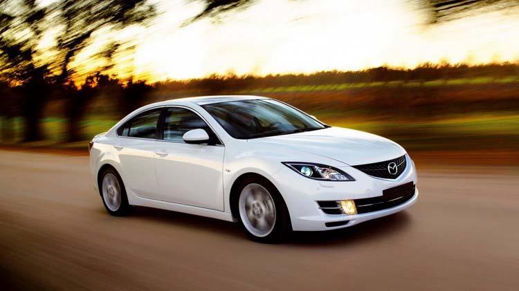 Арендовать Mazda 6 фото 4