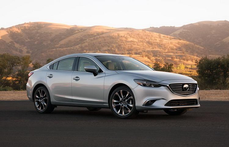 Арендовать Mazda 6 фото 5