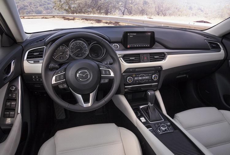 Прокат Mazda 6 1 прокат авто в Крыму