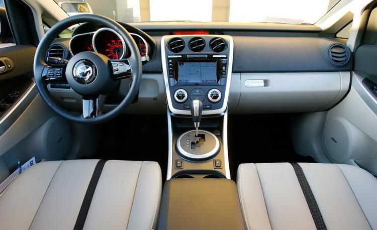 Аренда Mazda CX-7