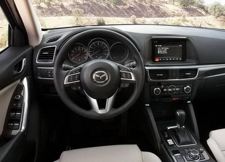 Аренда Mazda CX-5