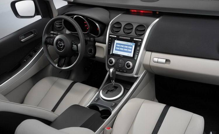 Прокат Mazda CX-7