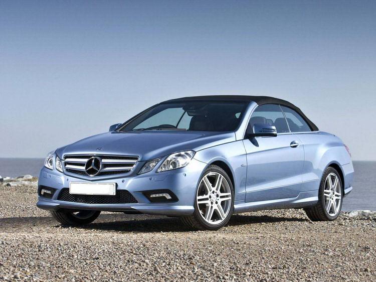 Прокат Mercedes-Benz E250