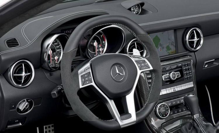 Прокат Mercedes SLK