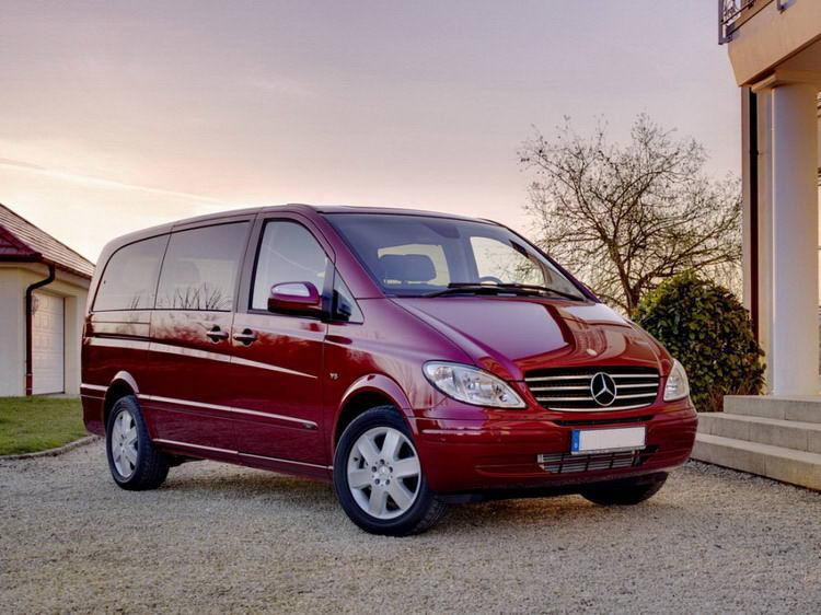 Прокат Mercedes-Benz Viano