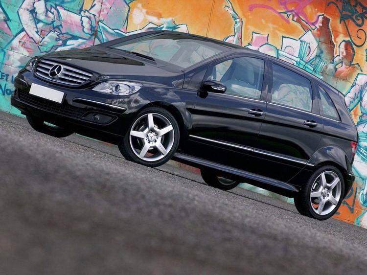 Mercedes-Benz B180 фото 1