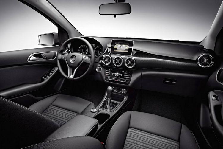 Mercedes-Benz B180 фото 4