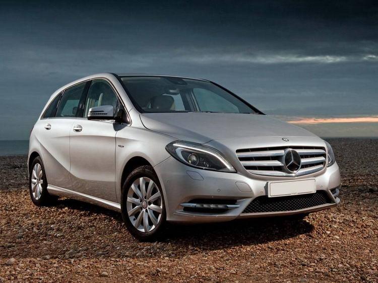 Mercedes-Benz B180 фото 5