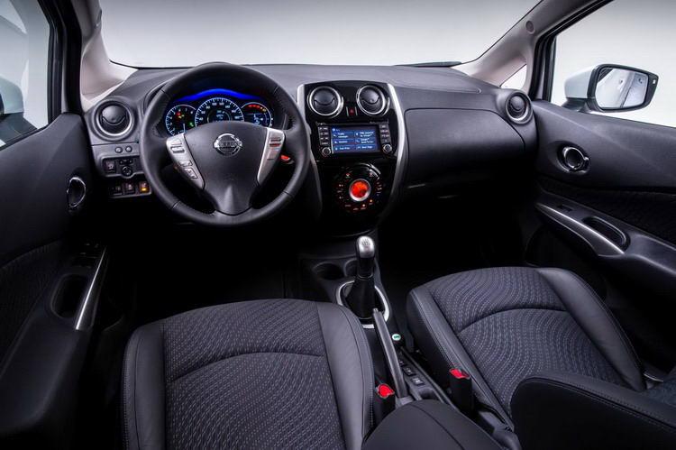 Прокат Nissan Note