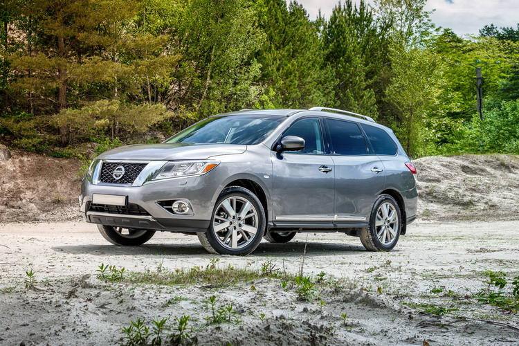 Nissan Pathfinder фото 4