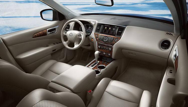 Nissan Pathfinder фото 5