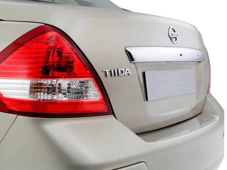 Nissan Tiida фото 6