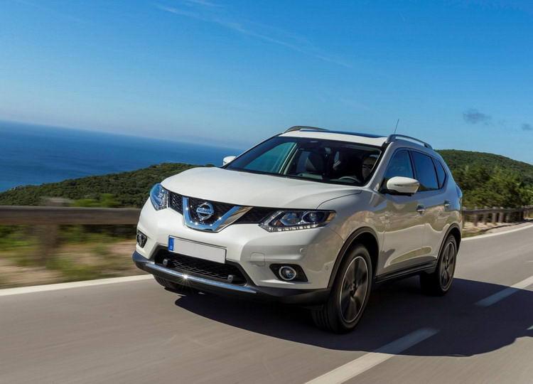 Прокат Nissan X-Trail 2014