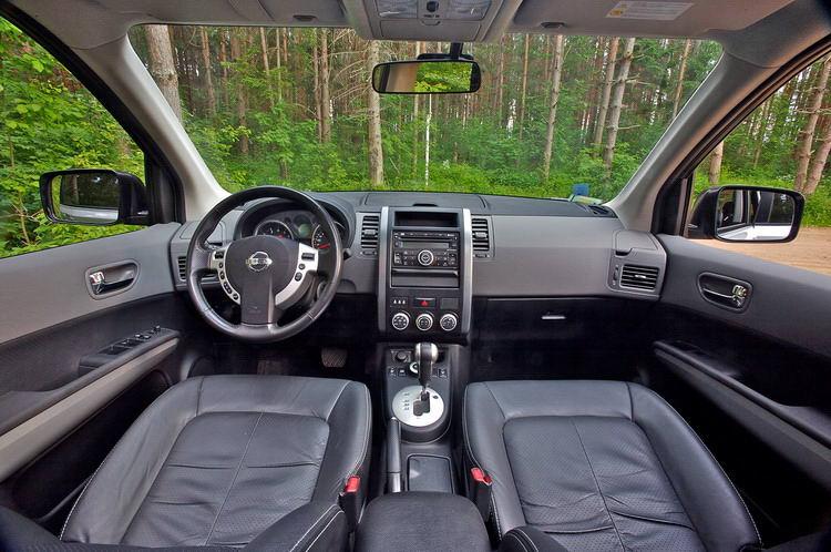 Nissan X-Trail фото 1