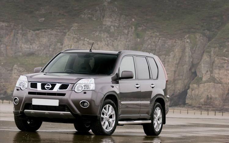 Взять в прокат внедорожник Nissan X Trail
