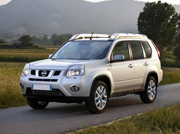 Nissan X-Trail фото 3