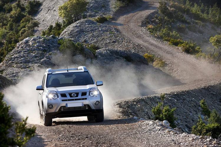 Nissan X-Trail фото 4