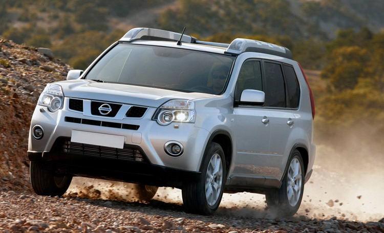 Nissan X-Trail фото 5