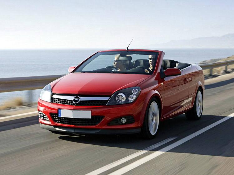 Прокат Opel Astra TwinTop