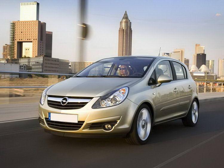 Opel Corsa фото 2