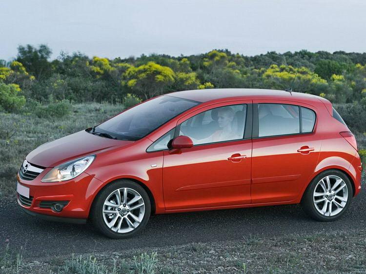 Opel Corsa фото 3