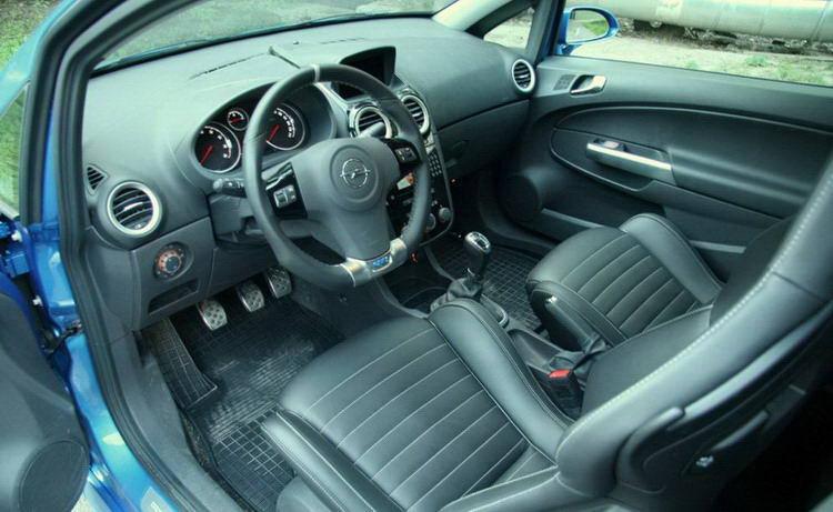 Прокат Opel Corsa