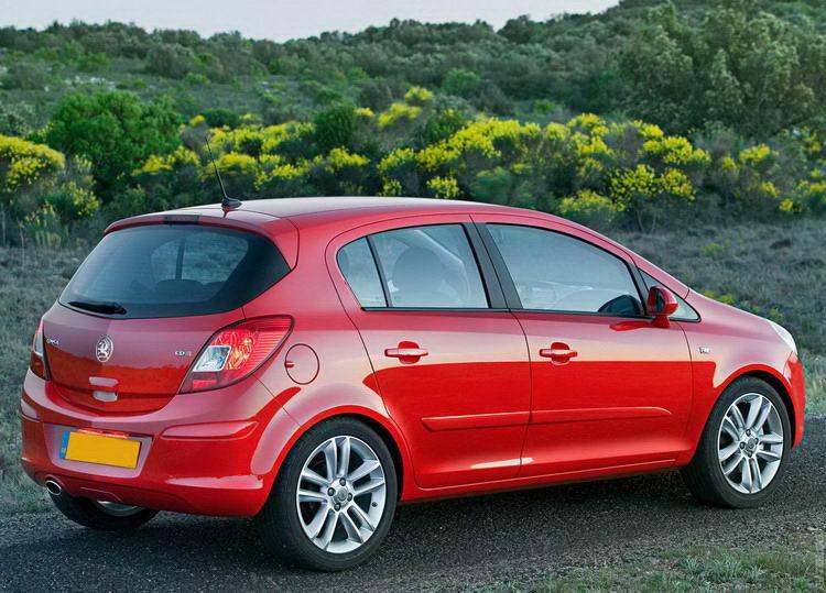 Opel Corsa фото 6