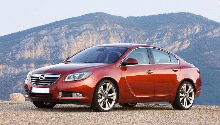 Аренда Opel Insignia
