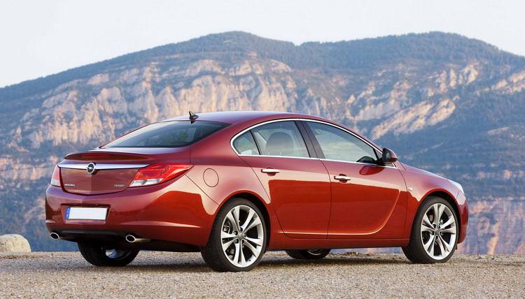 Opel Insignia фото 4