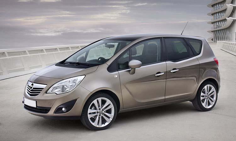 Opel Meriva фото 2