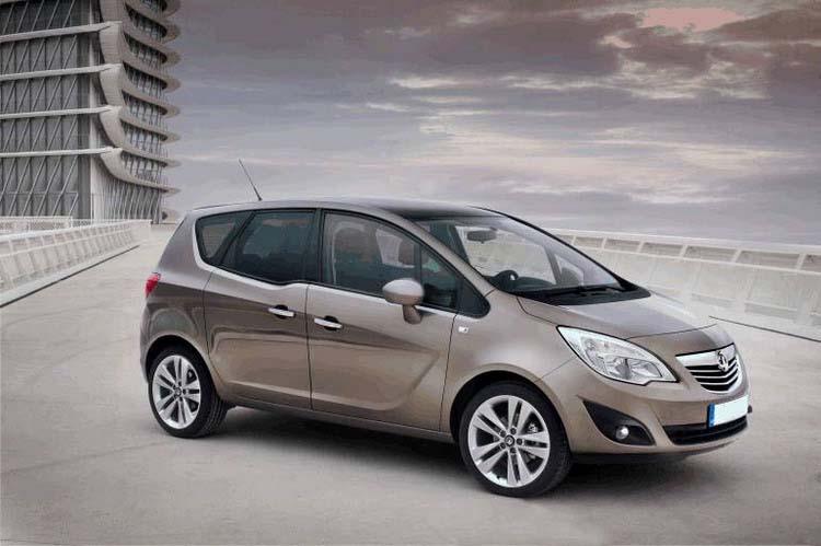 Opel Meriva фото 4