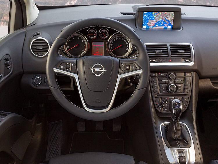 Opel Meriva фото 5
