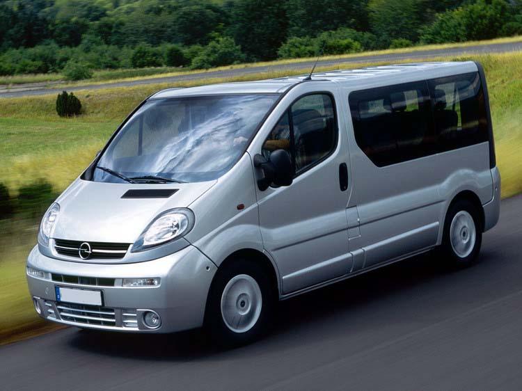 Opel Vivaro фото 1