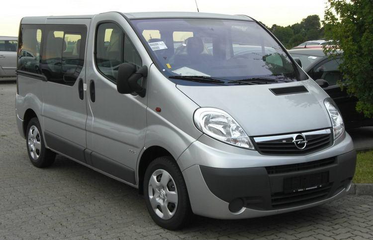 Прокат микроавтобуса Opel Vivaro в Крыму без водителя, фото 5