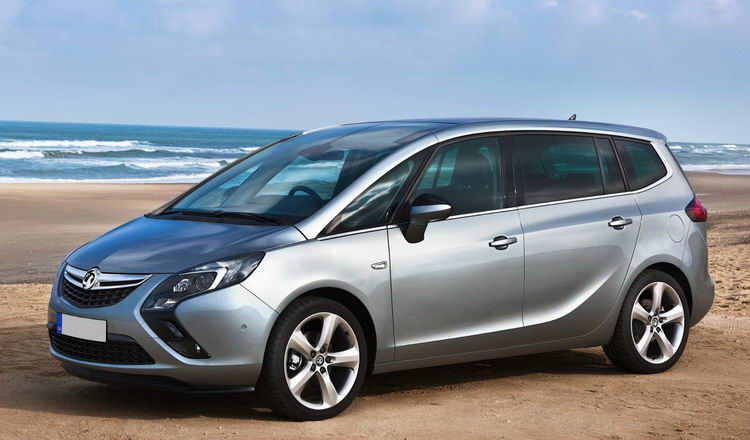 Прокат Opel Zafira