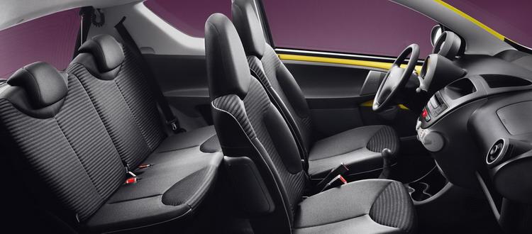 Аренда Peugeot 107