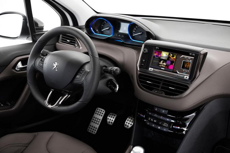 Прокат Peugeot 2008