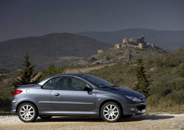 Peugeot 206 CC фото 5