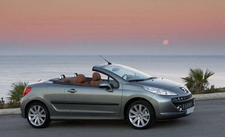 Peugeot 207CC фото 1