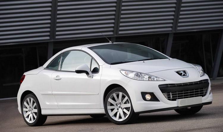 Peugeot 207CC фото 4